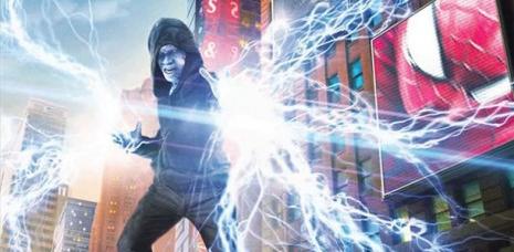 the amazing spider man 2 movie poster rare