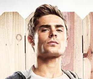 Neighbors movie poster one sheet zac efron seth rogan