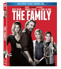 The Family blu-ray cover art review michelle pfeiffer robert de niro