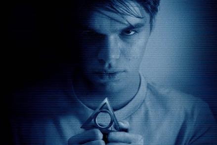 paranormal activity movie poster logo rare