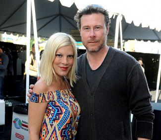 Dean McDermott sexy photo hot flex rare  ToriSpelling_DeanMcDermott