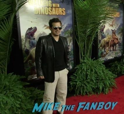 John Leguizamo at the Walking With Dinosaurs new york movie premiere 5