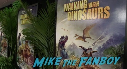 Walking With Dinosaurs new york movie premiere 7