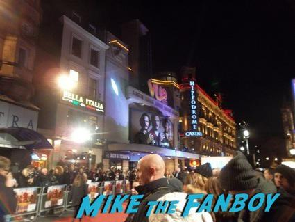 anchorman 2 uk movie premiere will ferrell signing autographs11
