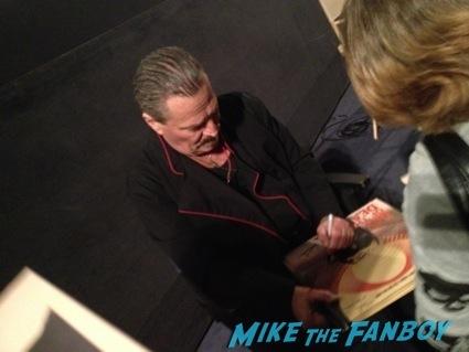 Joseph Pilato day of the dead cast autograph signing george romero24
