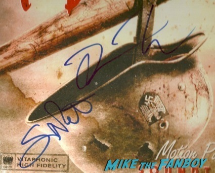 day of the dead cast autograph signing george romero5
