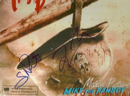 day of the dead cast autograph signing george romero6