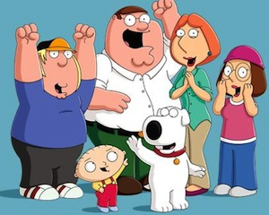 family guy volume 12 promo still photo rare