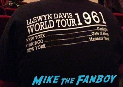 inside Llewyn davis benefit concert town hall NY1