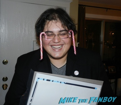 mike the fanboy holiday christmas party94