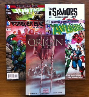 new comic books released today