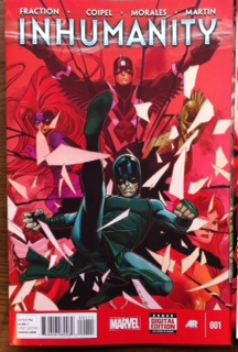 comic book marvel's inhumanity walking dead