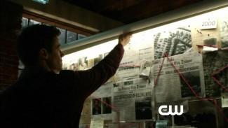 arrow origin of the flash