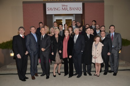 "U.S. Premiere Of Disney's ""Saving Mr. Banks"" - Red Carpet"