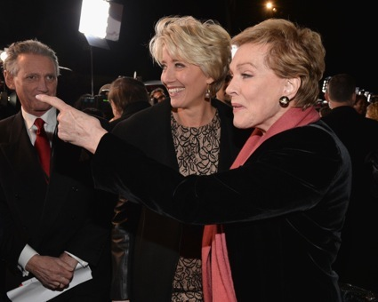"U.S. Premiere Of Disney's ""Saving Mr. Banks"" - Red Carpet"