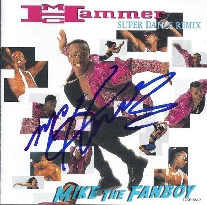 mc hammer djing salesforce dreamforce event blondie live in concert salesforce dreamforce event sean penn signing autographs dreamforce1