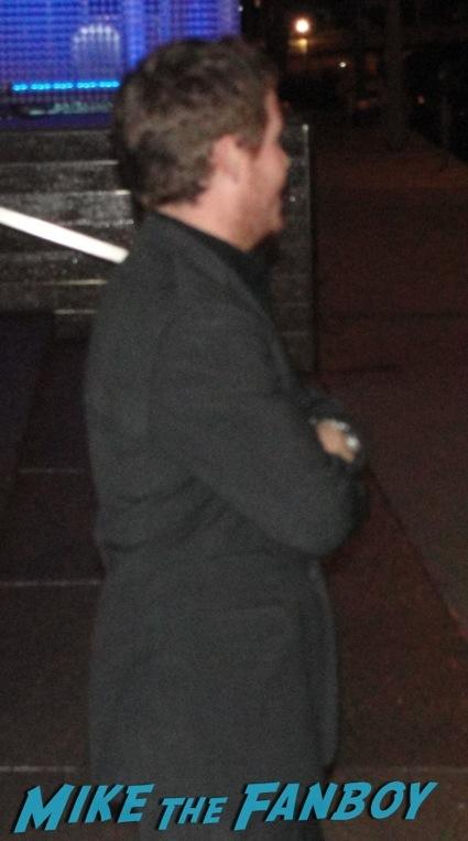 sexy Kevin Connolly signing autographs eva longoria 13
