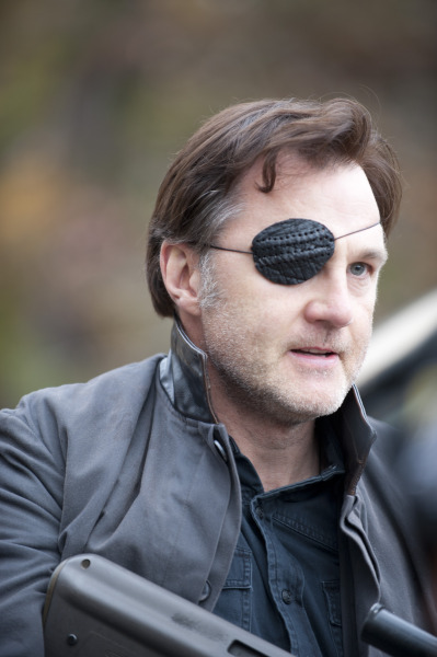 The Governor (David Morrissey) - The Walking Dead - Season 3, Episode 16 - Photo Credit: Gene Page/AMC