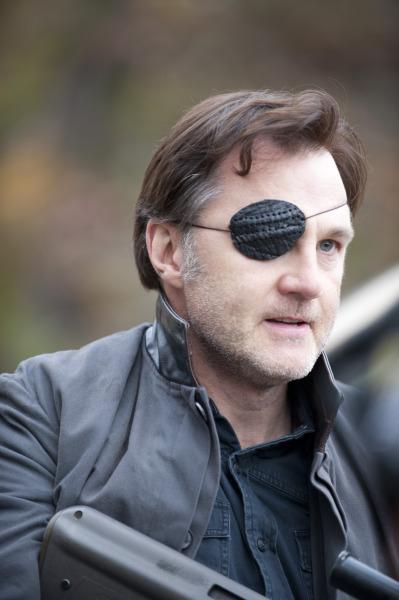 The Governor (David Morrissey) - The Walking Dead - Season 3, Episode 16 - Photo Credit: Gene Page/AMC