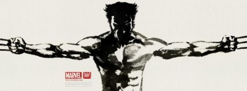 wolverine-banner1 The Wolverine Blu-ray cover art package