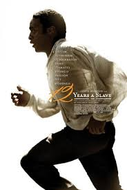 12 years a slave movie poster rare
