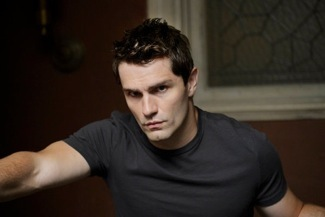"BEING HUMAN -- Episode 401 ""Old Dog. New Tricks"" -- Pictured: -- (Photo by: Philippe Bosse/Syfy)"