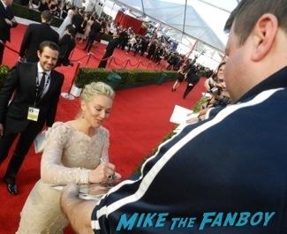 Elisabeth Röhm Celebrities Signing Autographs 2014 sag awards23