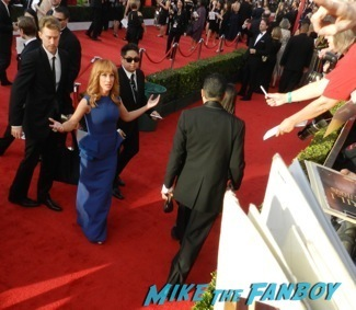 kathy griffin Celebrities Signing Autographs 2014 sag awards35