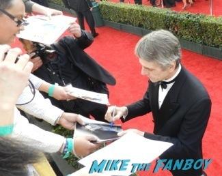 jeremy irons Celebrities Signing Autographs 2014 sag awards38
