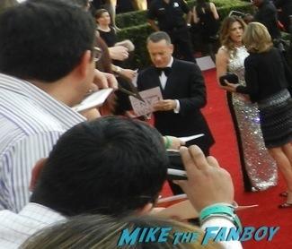 tom hanks Celebrities Signing Autographs 2014 sag awards77