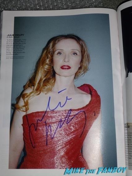 Celebrity autograph signing golden globes 2014 robin wright garrett hedlund20