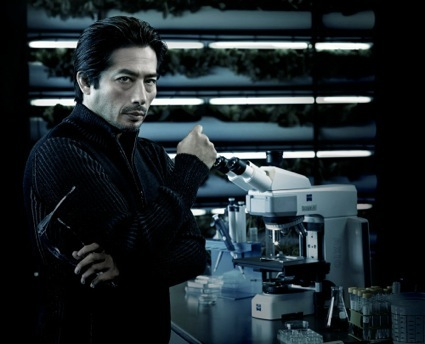 Helix - Season 1 HELIX -- Season:1 -- Pictured: Hiroyuki Sanada as Hiroshi Hataki -- (Photo by: Justin Stephens/Syfy)