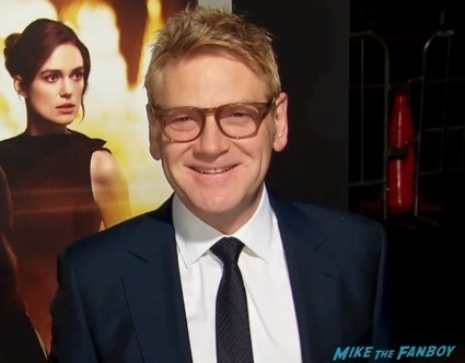 kenneth branagh Jack Ryan: Shadow Recruit premiere chris pine red carpet12