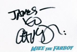 Jack Ryan UK Premiere Kiera Knightly signing autographs chris pine10