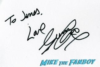 Jack Ryan UK Premiere Kiera Knightly signing autographs chris pine12