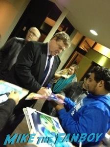John Goodman autograph signing roseanne star rare 2