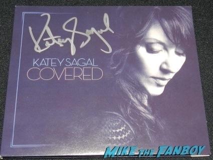 Katey Sagal autograph signing amoeba music 2013 gemma teller18