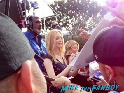 heather graham autograph singing rare roller girl