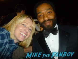 Chiwetel Ejiofor  fan photo lindsay I am not a stalker rare Palm Springs International Film Festival 2014 signing autographs bono alfre woodard3