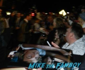 Matthew McConaughey signing autographs Palm Springs International Film Festival 2014 signing autographs bono sandra bullock22