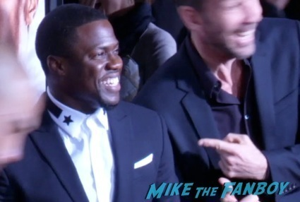 Ride Along premiere ice cube kevin hart red carpet 5