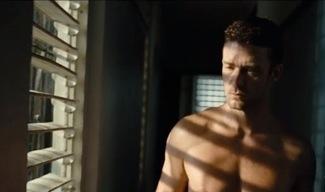 justin timberlake naked shirtless hot abs pecs muscle
