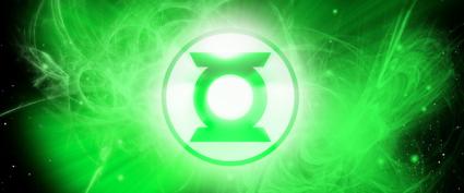 green lantern logo rare