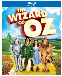 The Wizard of oz blu ray 3d rare