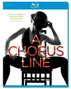 A chorus Line blu-ray cover rare promo A chorus line press promo still photo
