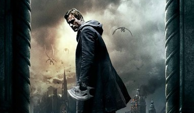 I, Frankenstein movie poster promo one sheet rare