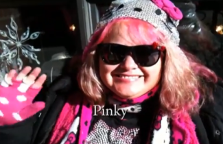 pinky loveljoy coogan mike the fanboy live at sundance 2014