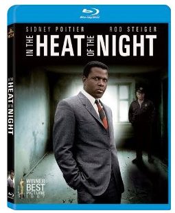 in the heat of the night blu ray cover!