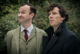 Sherlock - Mycroft 2