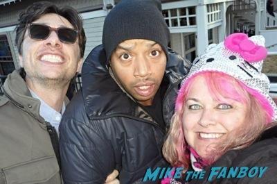 zack braff Sundance Celebrities Signing Autographs 2014 22